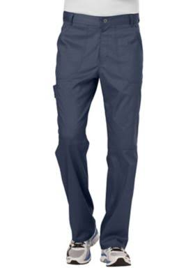 Cherokee Workwear Revolution Men's Fly Front Pant - Navy (L)