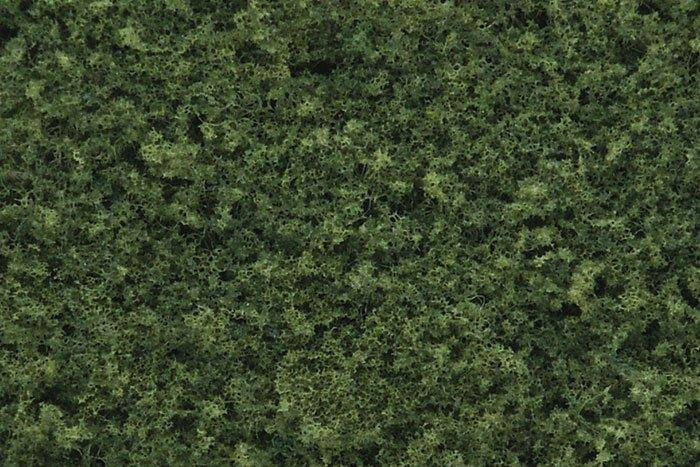 Foliage Woodland Scenics Foliage Landscape - Medium Green, F52