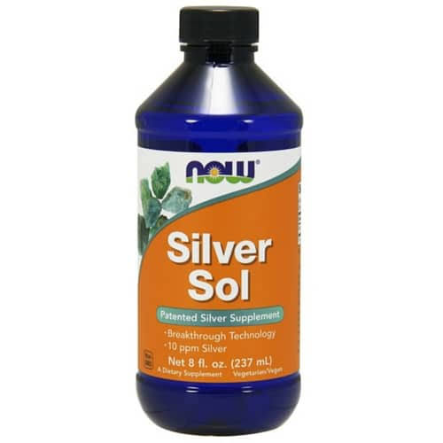 Now Foods Silver Sol Patented Silver Supplement