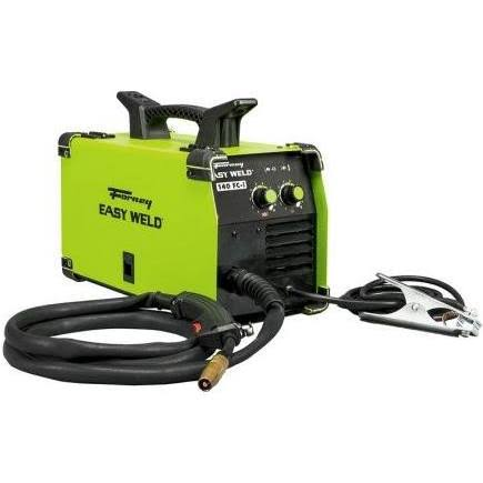 Forney Easy Weld FC-i Flux Core Gasless Welder - 120V, 140A