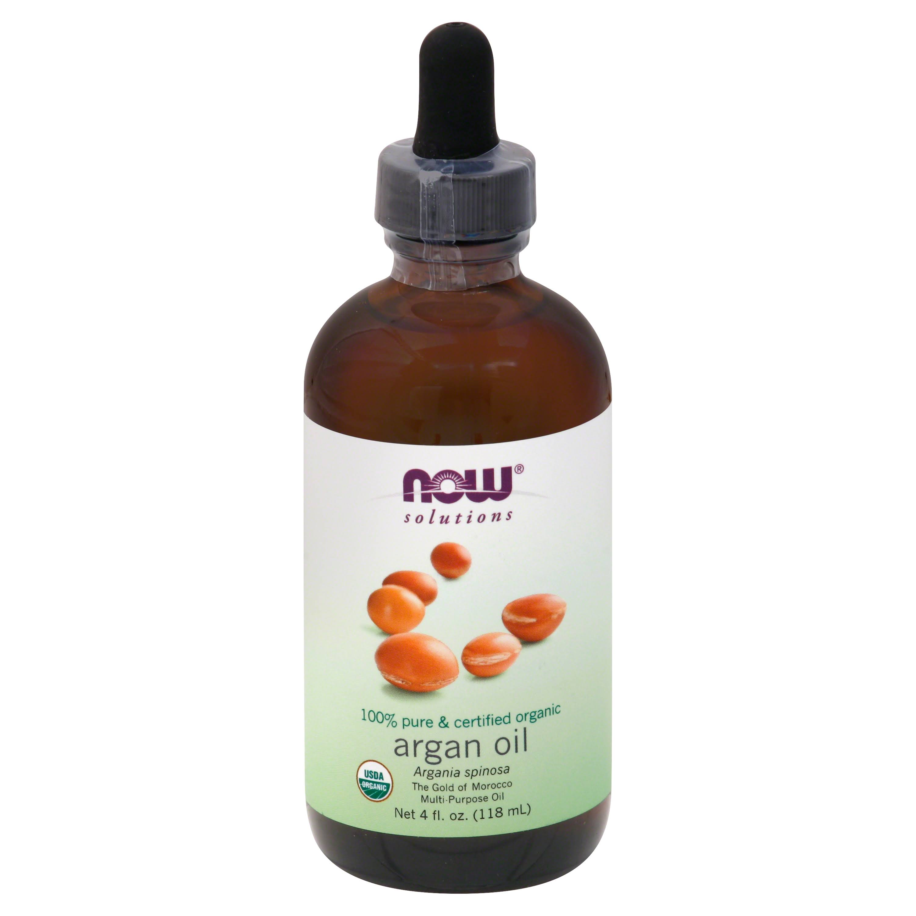 Now Foods Organic Argan Oil - 4 fl oz