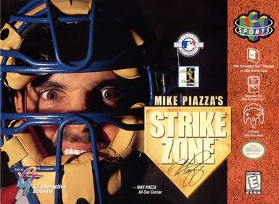 Mike Piazza's Strike Zone for Nintendo 64