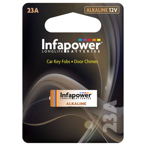 Infapower L909 Alkaline General Purpose Battery - 12V