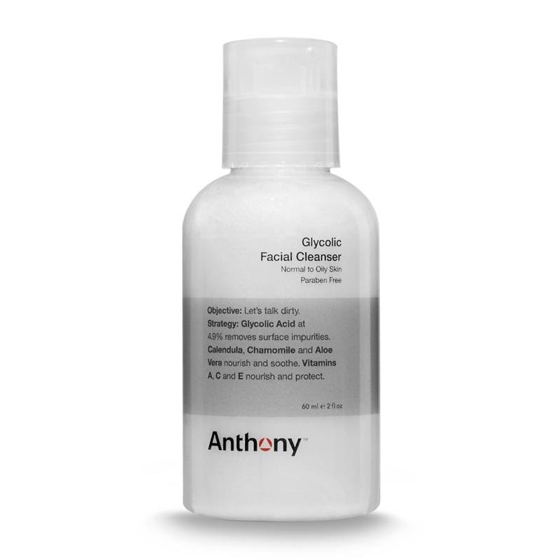 Anthony Logistics Glycolic Facial Cleanser - 60ml