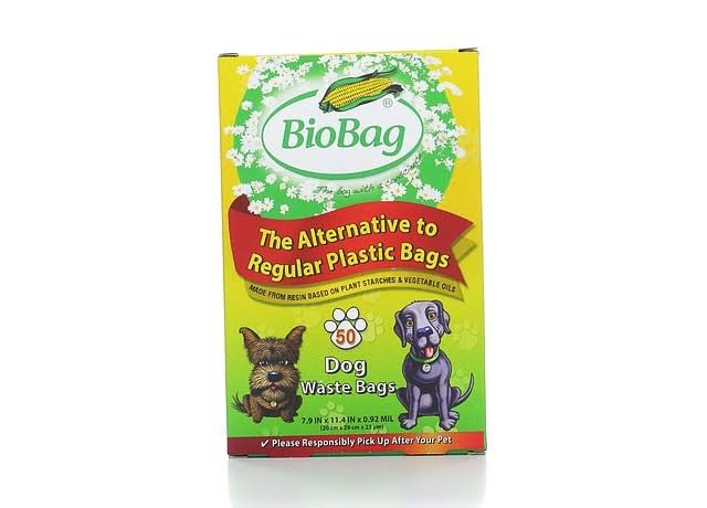 BioBag Pet Waste Bags - 50 Bags