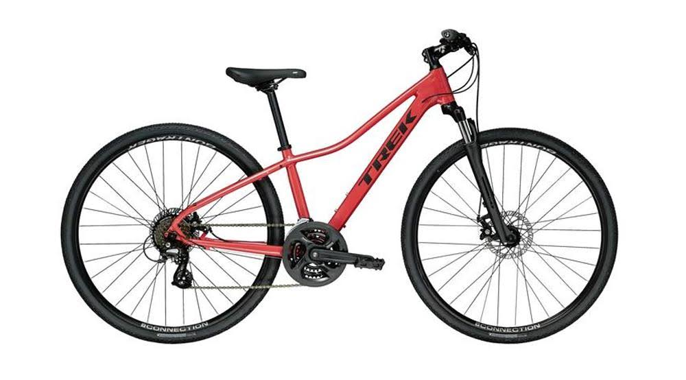 Trek Women's Dual Sport 1 Hybrid Bike Small / Infared