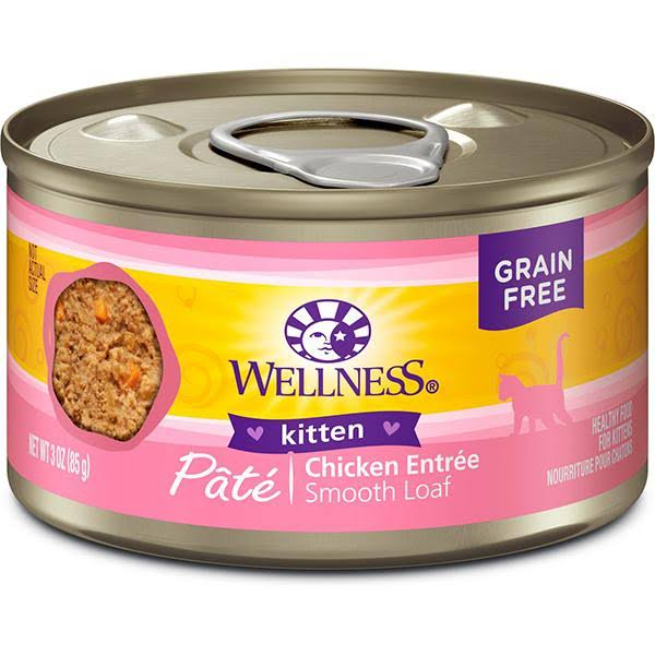 Wellness Kitten Canned Food