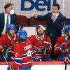 Fill-in coach Luke Richardson, a former Flyer, has Montreal one win ...