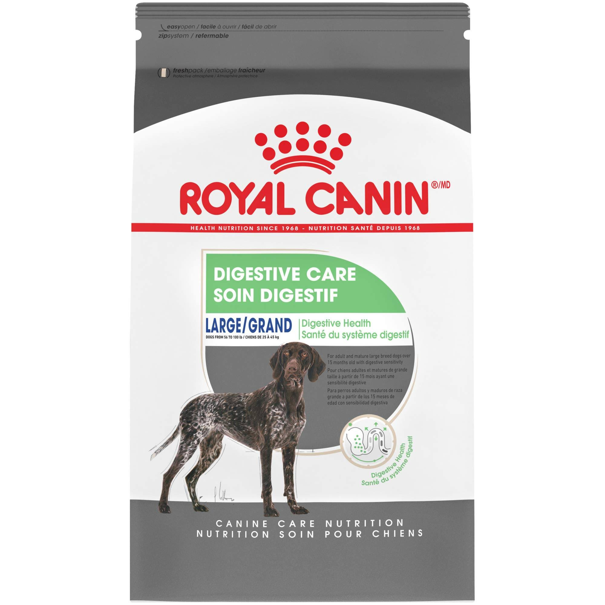 Royal Canin Maxi Nutrition Sensitive Digestion Dry Dog Food - 30lbs