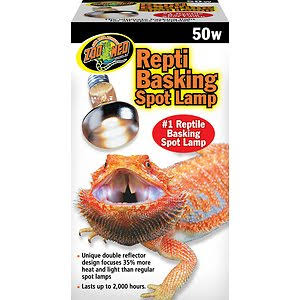 Zoo Med Repti Basking Spot Lamps - 50W