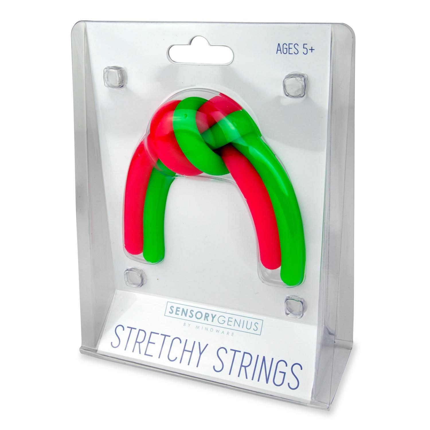 MindWare Stretchy String Fidget Toy Black
