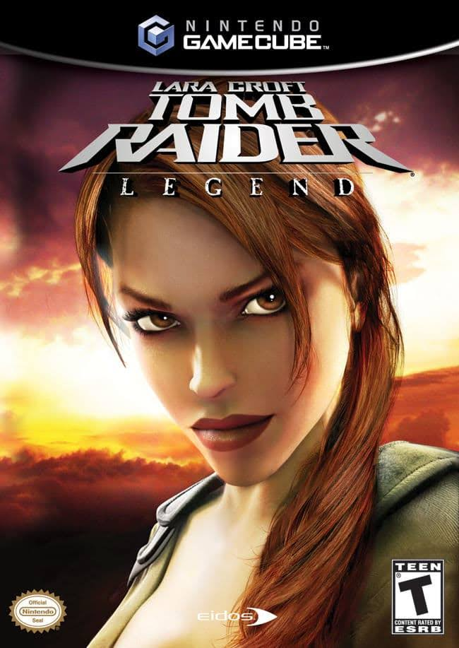 Lara Croft: Tomb Raider Legend - Nintendo GameCube