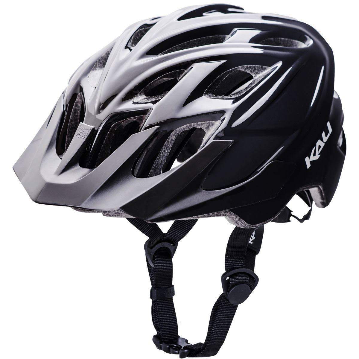 Kali Protectives Chakra Solo Helmet-Solid Black