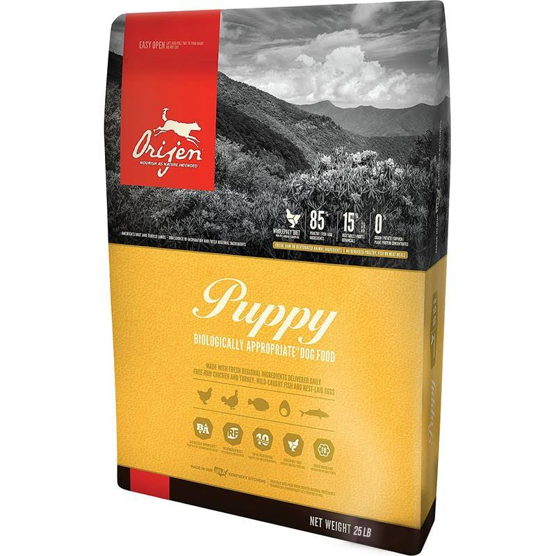 Orijen Puppy Formula Dog Food
