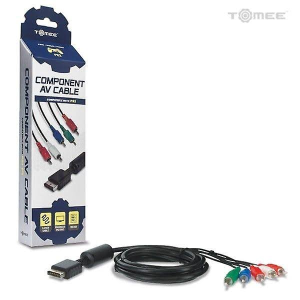 Tomee Component AV Cable for PS2