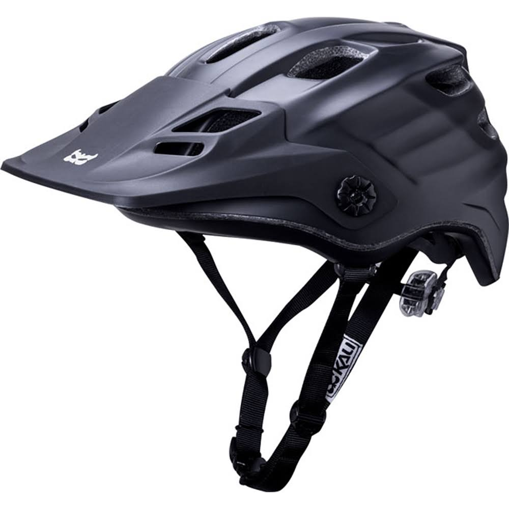 Kali Protectives Maya Helmet - Small-Medium, Solid Matte Black