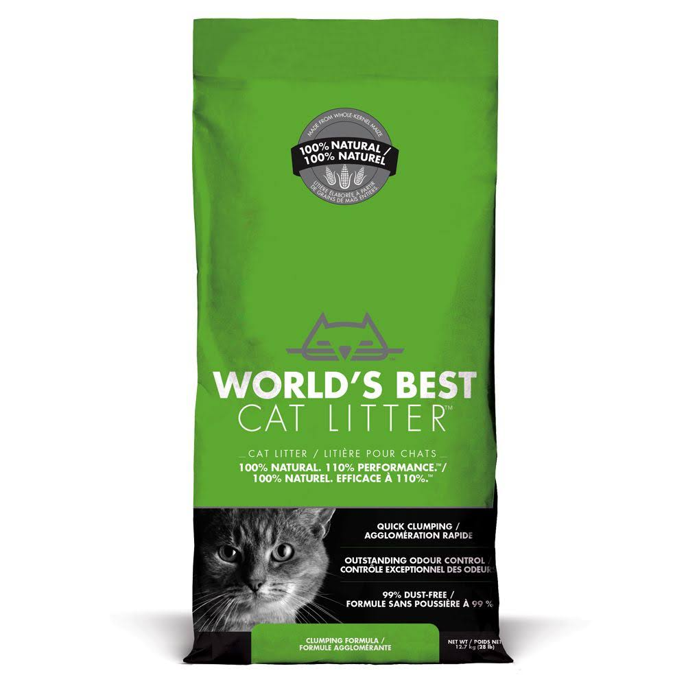 Cat Litter Worlds Best 12.7kg