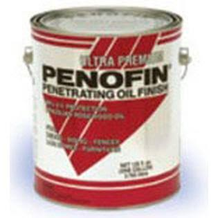 Penofin F3mmbga Ultra Premium Red Label Penetrating Oil Finish - Mission Brown, 1gal