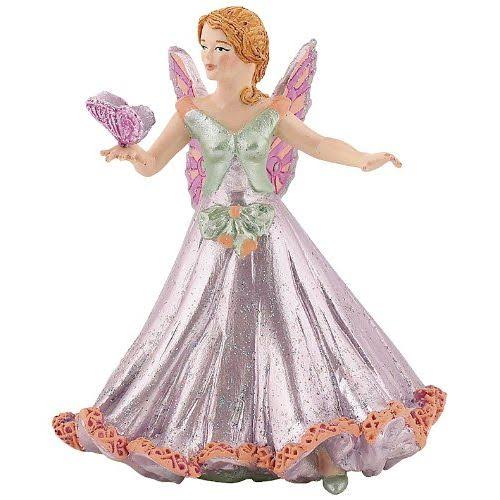 Papo Pink Elf Butterfly Toy