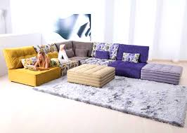 Mah Jong Modular Sofa Dimensions by Apartments Low Seating Sofas Interesting Low Seating Bleue Sofas