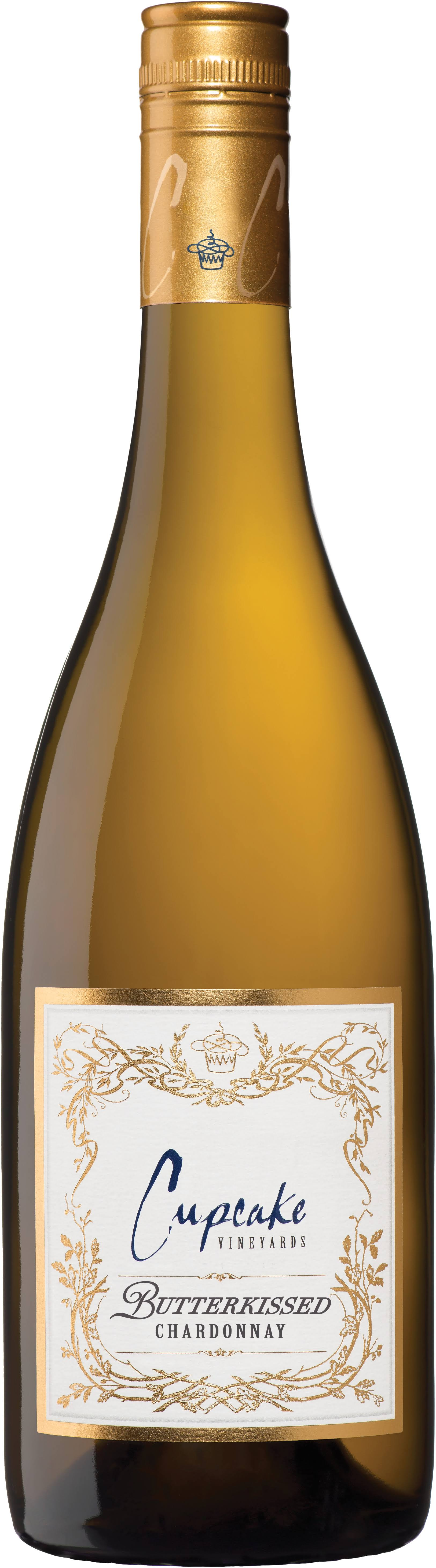 Cupcake Chardonnay, Butterkissed, California, 2016 - 750 ml