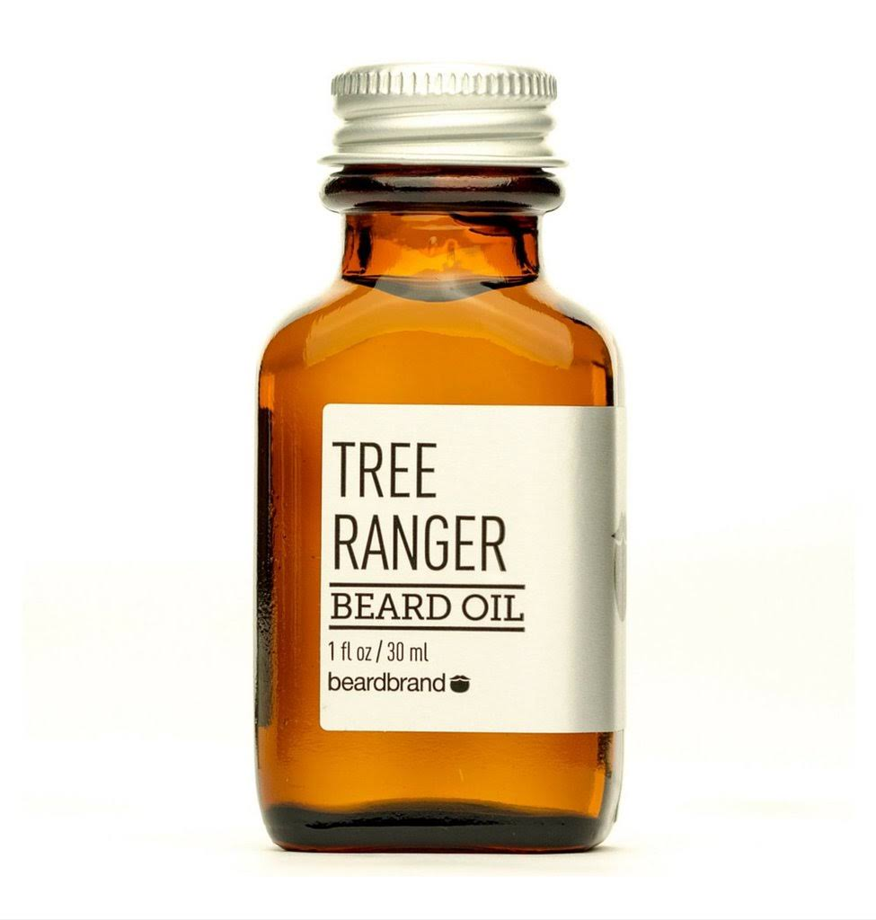 Beardbrand Tree Ranger Beard Oil - 1oz