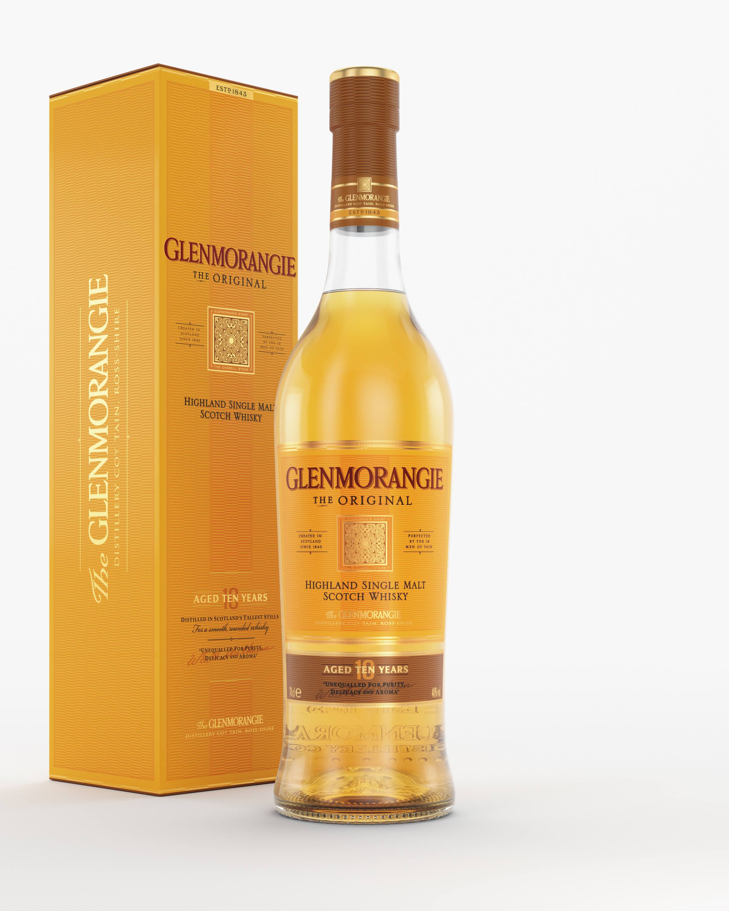 Glenmorangie The Original Single Malt Scotch Whisky - 700ml