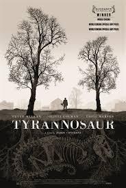 Tyrannosaur affiche