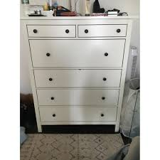 Hemnes 6 Drawer Dresser Grey Brown by Ikea Hemnes 6 Drawer Chest In White Aptdeco