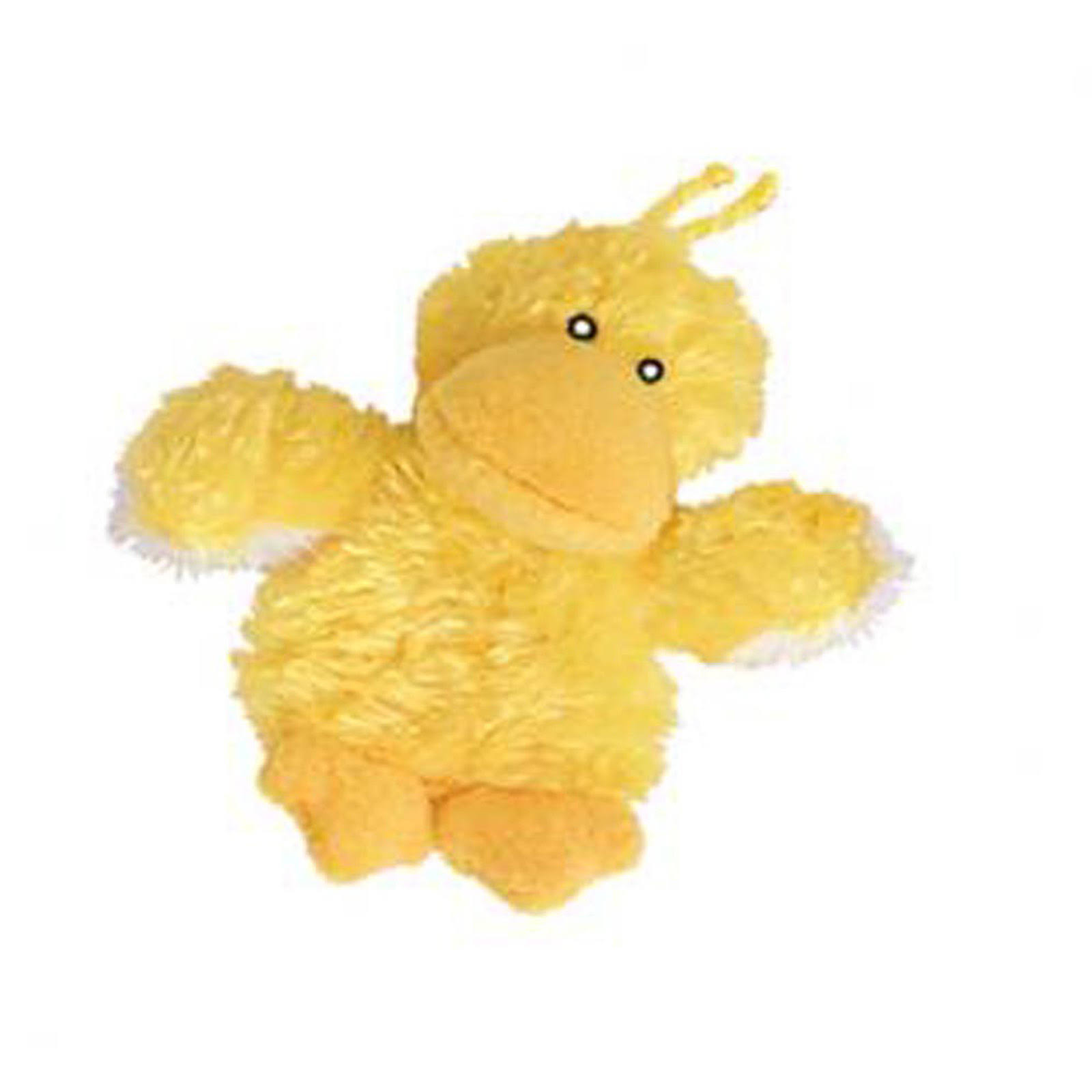 Kong Duckie Catnip Toy - Yellow