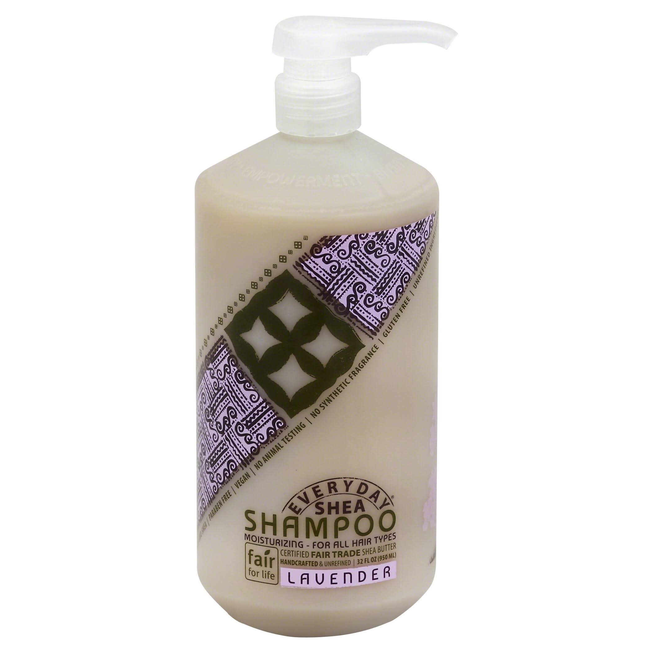 Everyday Shea Moisturizing Shampoo - Lavender