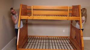 bunk beds bunk bed with futon on bottom futon with bunk bed on