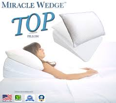 Jobri Spine Reliever Bed Wedge by Wedge Pillows Reading Wedge Pillow Small Foam Wedge Pillow Dark