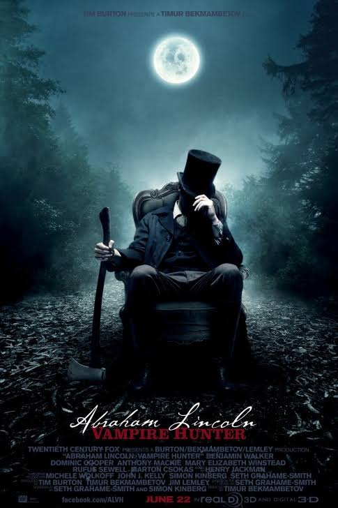 Abraham Lincoln: Vampire Hunter-Abraham Lincoln: Vampire Hunter