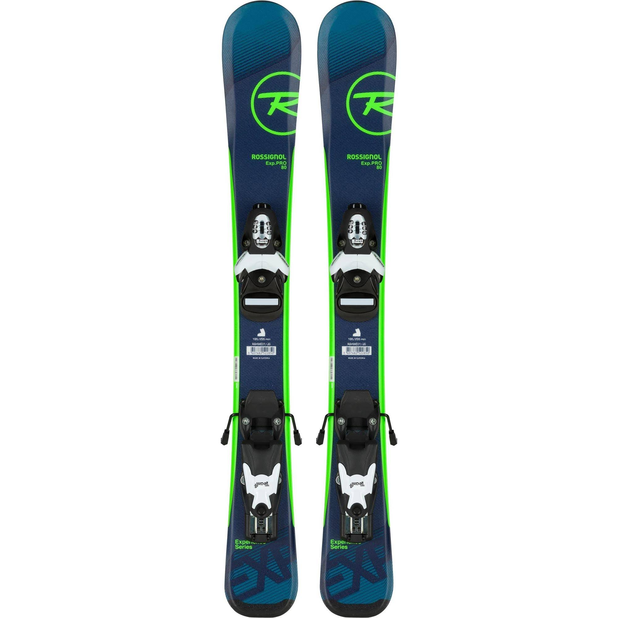 Rossignol Experience Pro Kids Skis with Team 4 Bindings 2020 92cm