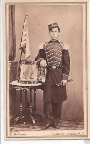 Civil War Musicians dress uniform
