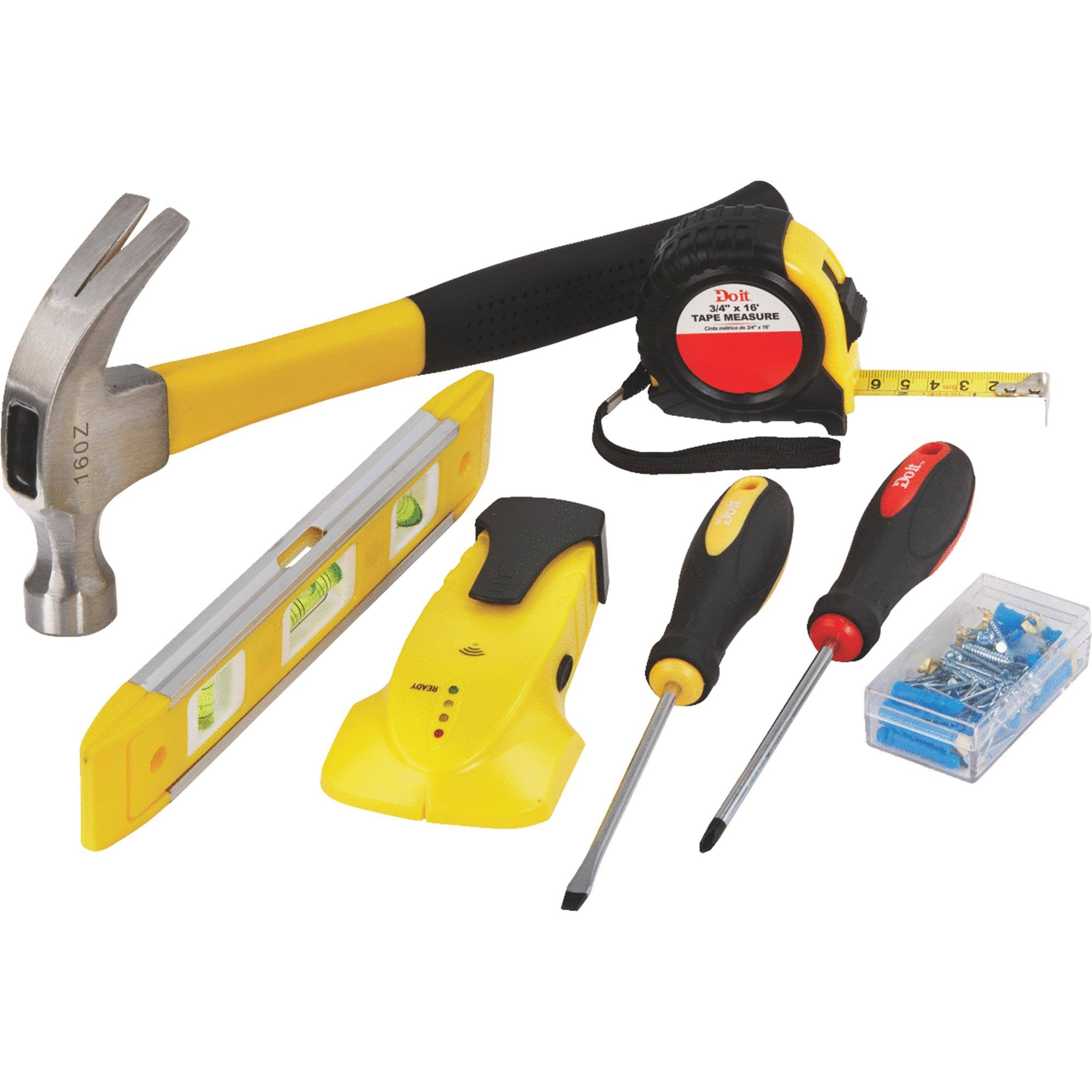 Do It Home Tool Set - 13.5