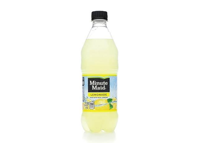 Minute Maid Lemonade - 20 fl oz