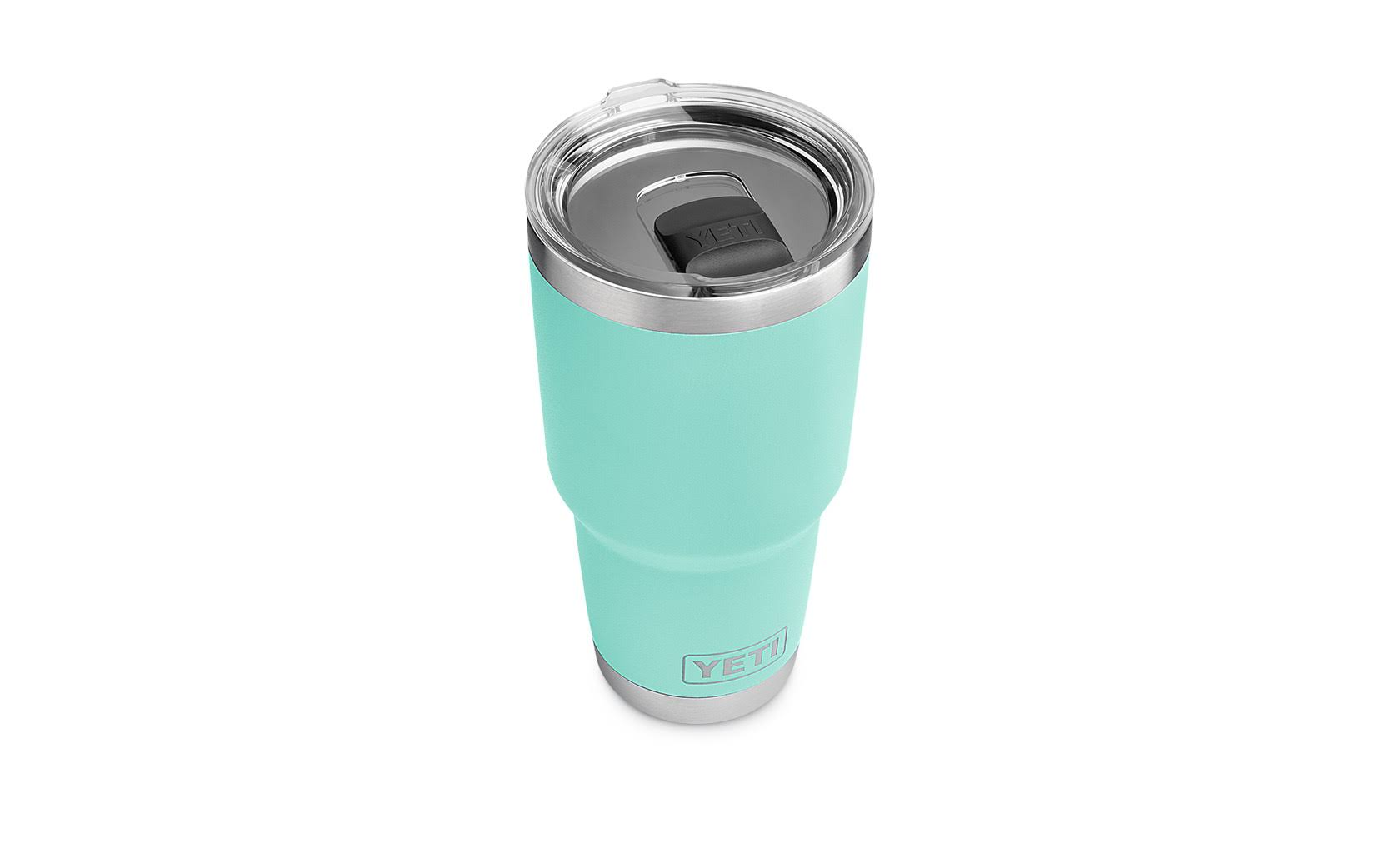 Yeti Rambler Stainless Steel Vacuum Insulated Tumbler - Green, 30oz