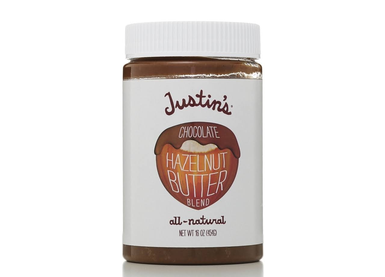 Justins Nut Butter Natural Chocolate Hazelnut