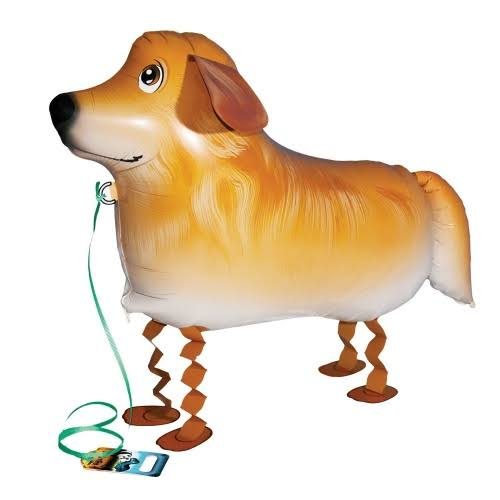 My Own Pet Golden Retriever Balloons - 26""