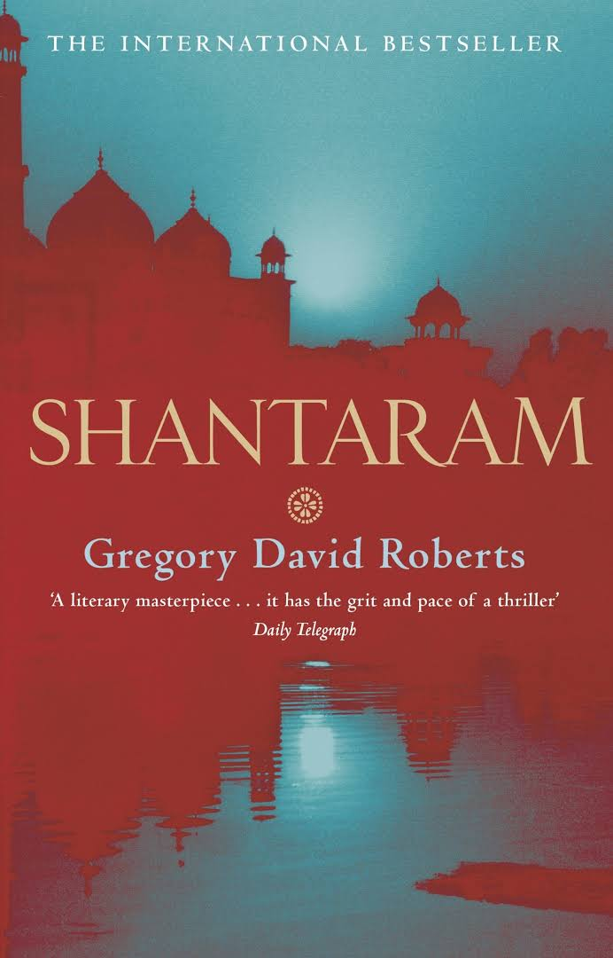 Image result for shantaram book