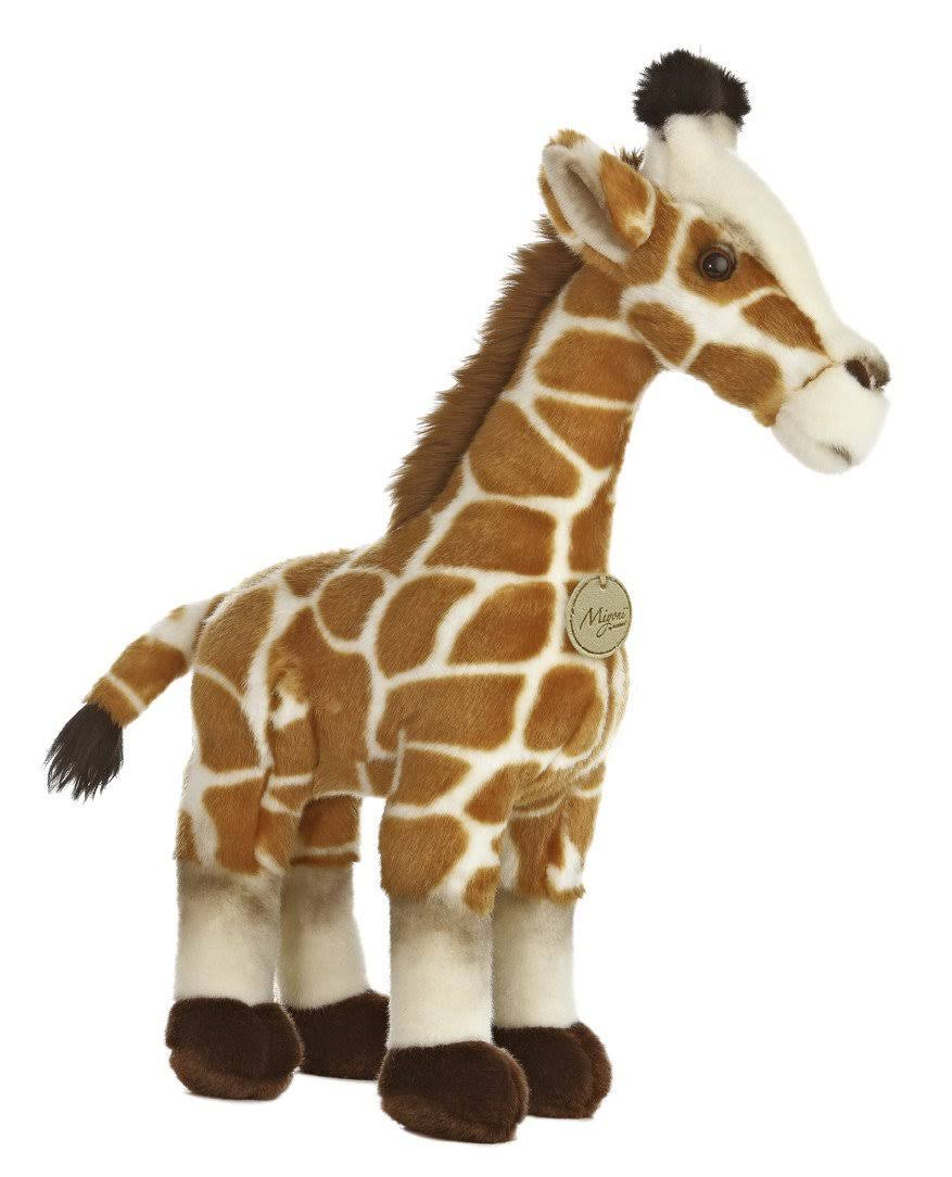 "Aurora World Miyoni - 17.5"", Giraffe"