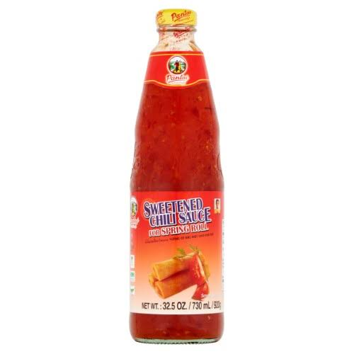 Pantai Norasingh Sweetened Chili Sauce For Spring Roll - 730ml
