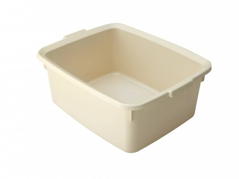 Addis 5 Star Rectangular Bowl - White, 12L