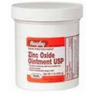 Rugby Zinc Oxide Ointment - 1lbs