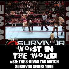Halloween Havoc 1996 Intro by The Wrestling Section Worst In The World The 8 Divas Tag Match