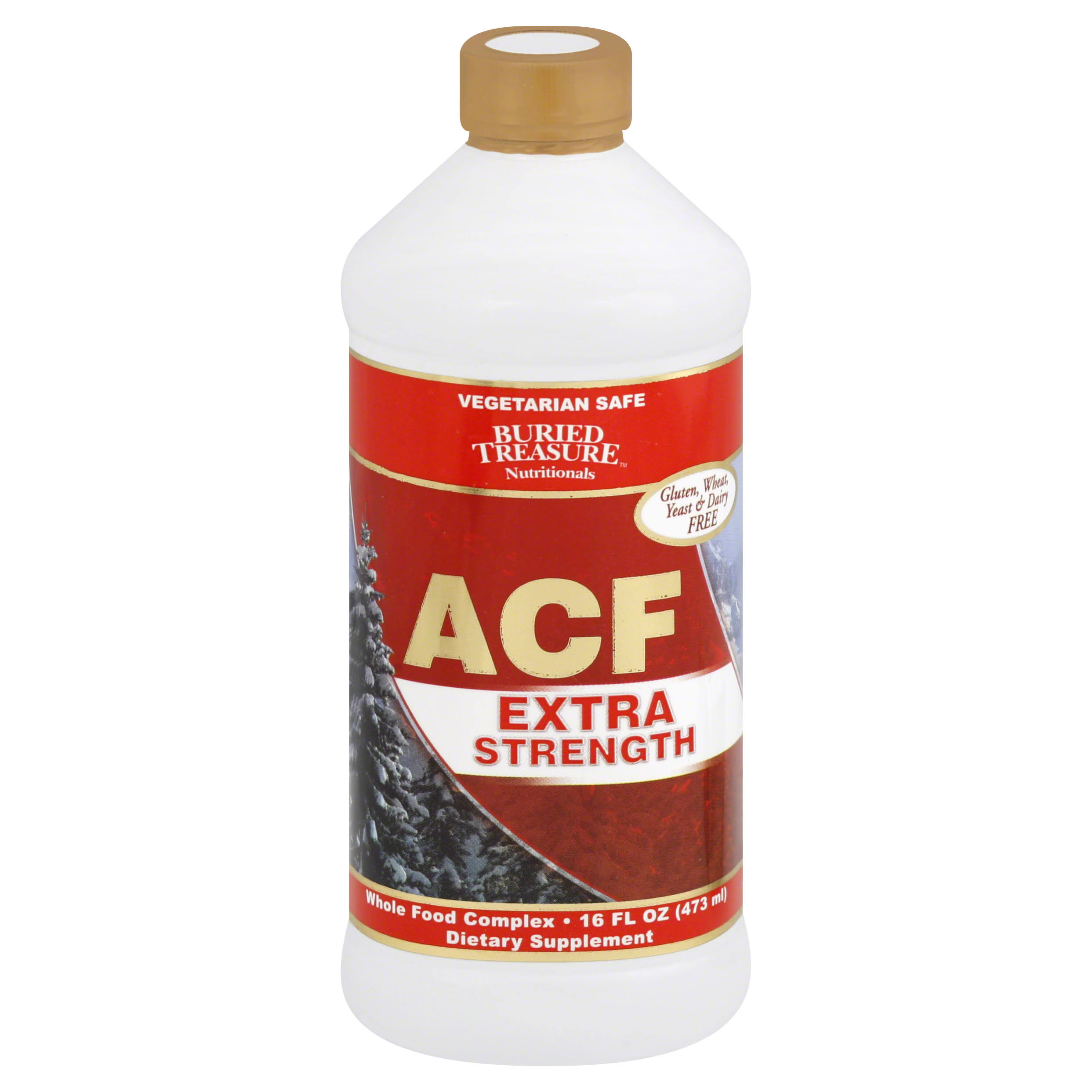 Buried Treasure ACF Extra Strength Immune Support