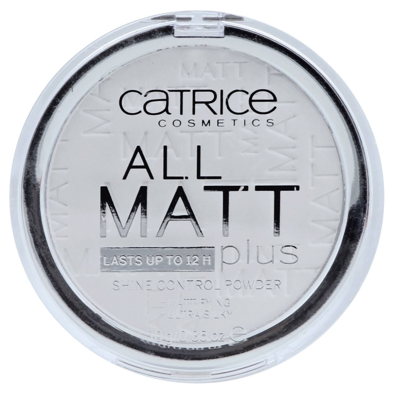 Catrice All Matt Plus Mattifying Powder Shade 001 Universal 10 G