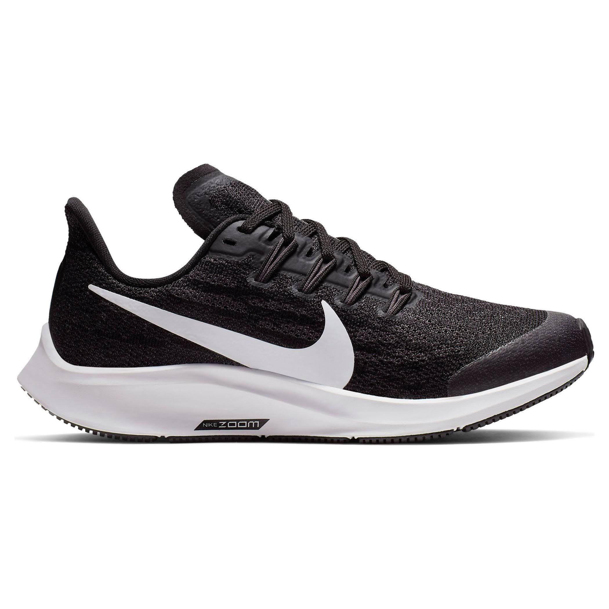 Nike Running Shoe Air Zoom Pegasus 36 - Black/White/Thunder Grey Kids